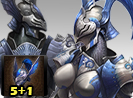 Knight's Armory 5+1