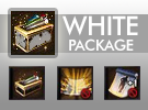 WHITE Package (30 Days / No Trade) 20% off