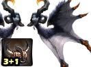 Ancient Minotaur Wings Box 3+1