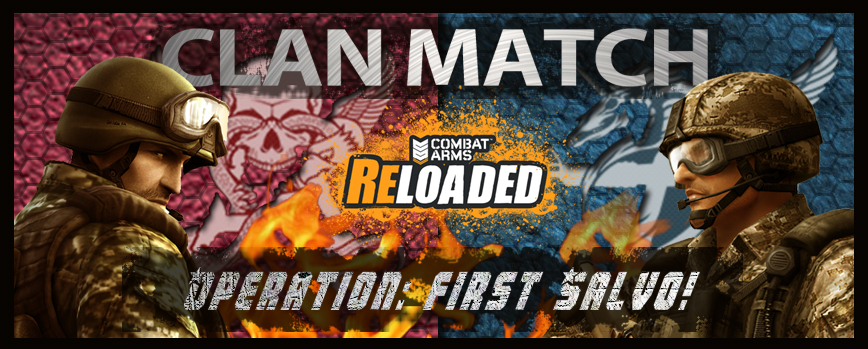 Combat Arms: Reloaded | Operation: First Salvo!