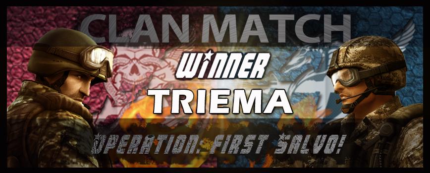Operation: First Salvo! | Triema Wins