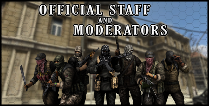 Combat Arms: Reloaded | Official Staff and Moderators