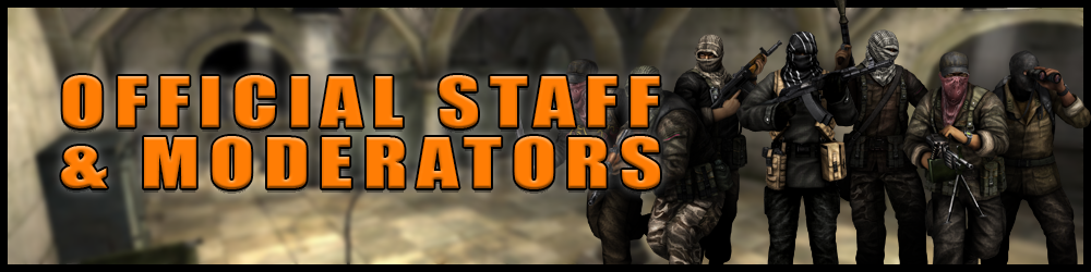 Official VALOFE Staff, GMs, Moderator List