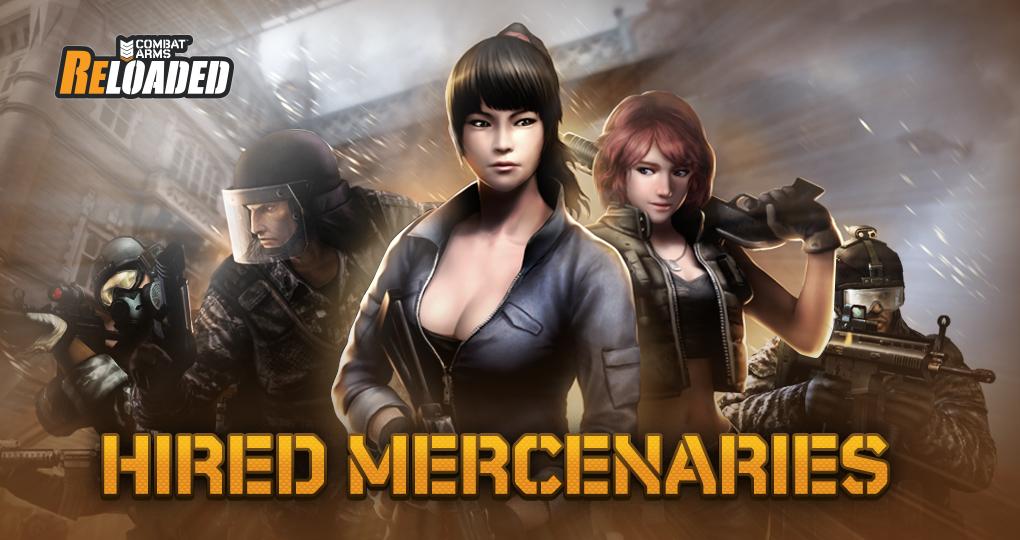 Hired Mercenaries