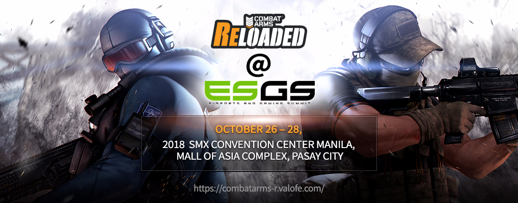 Combat Arms Reloaded @ ESGS 2018