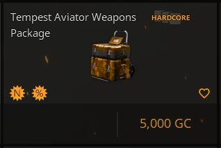 Tempest Aviator Weapon set package..JPG