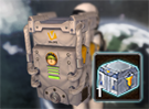 Space Booster Puzzle Piece