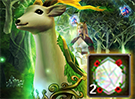 Actaeon Mount Puzzle Piece