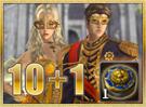 Masquerade Puzzle Piece 10+1
