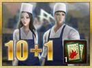 Trainee Chef Puzzle Piece 10+1