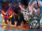Burning Dragon Puzzle Piece (20% Off!)