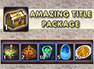 Amazing Title Package