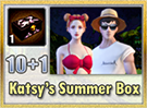 Katsy's Summer Box 10+1 (20% Off!)
