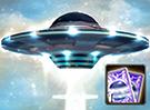 Mini UFO Card