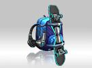 Sporty Backpack Random Box 4 + 1