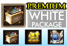 Premium WHITE Package 20% off!