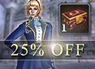 Noble Aristocrat's Random Box 25% Off