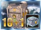 Space Booster Random Box 10+1