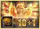 Radiant Crest Random Box 10+1