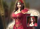 Quilla: Queen Valentine
