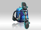 Sporty Backpack Random Box 4 + 1