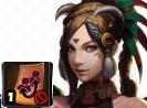 Celestial Hunter Class Change Card