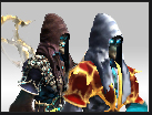 Grim Reaper's Costume Random Box  7 + 3
